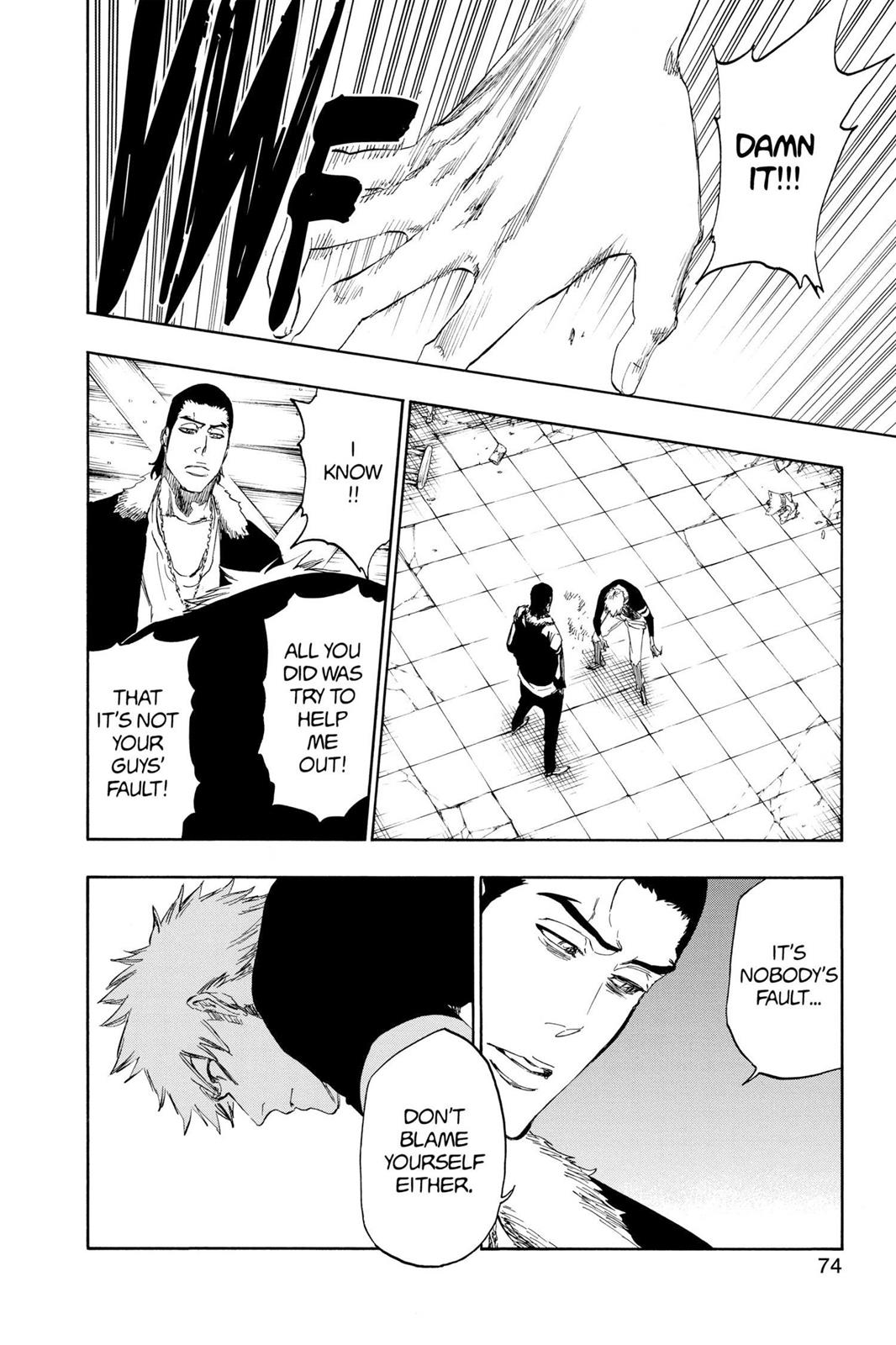 Bleach, Chapter 454 image 006