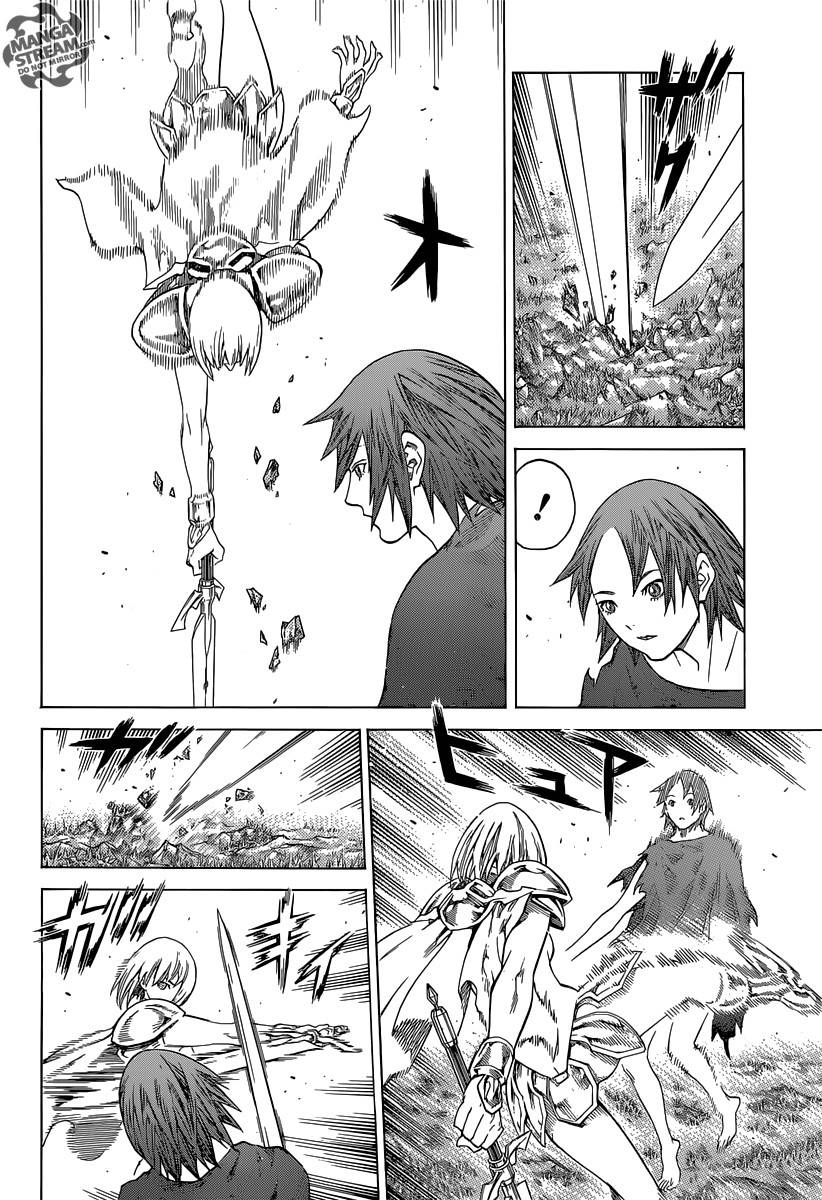Claymore, Chapter 145 image 013