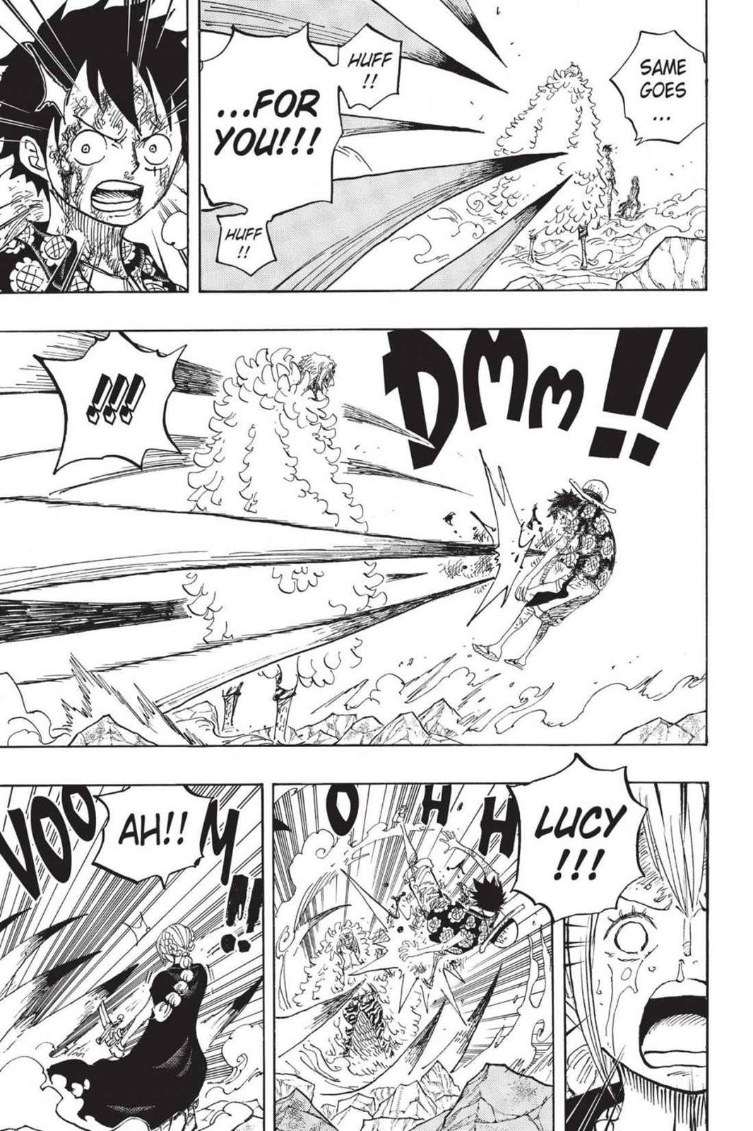 One Piece, Chapter 790 image 005