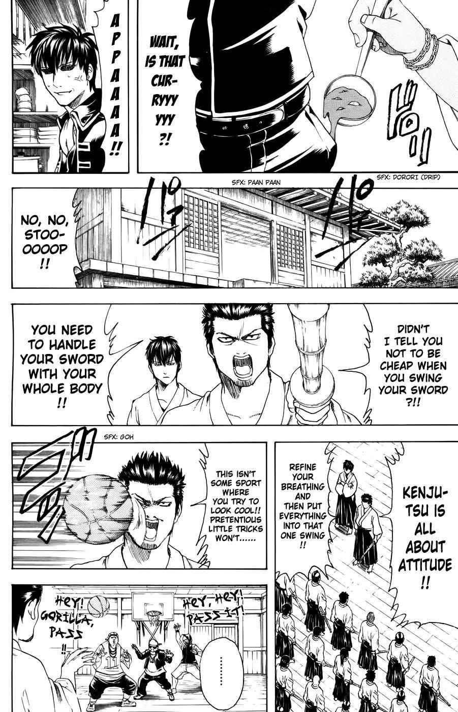Gintama Chapter, 365 image 008