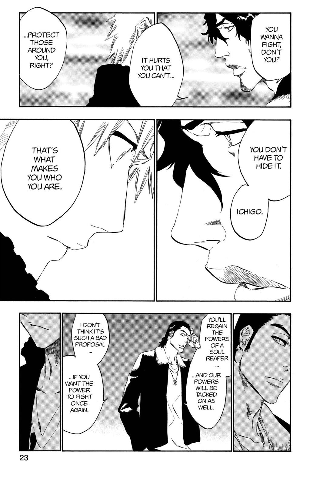 Bleach, Chapter 433 image 023