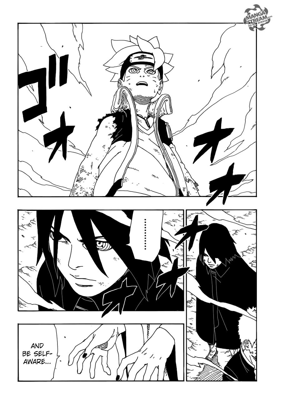Boruto Manga, Chapter 10 image 017