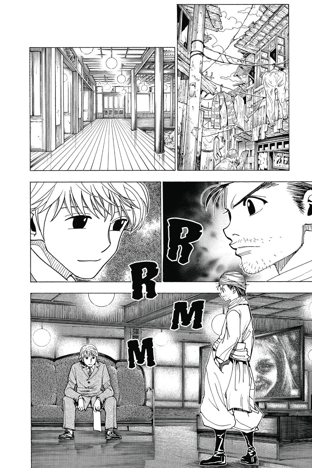 Hunter X Hunter, Chapter 343 image 004