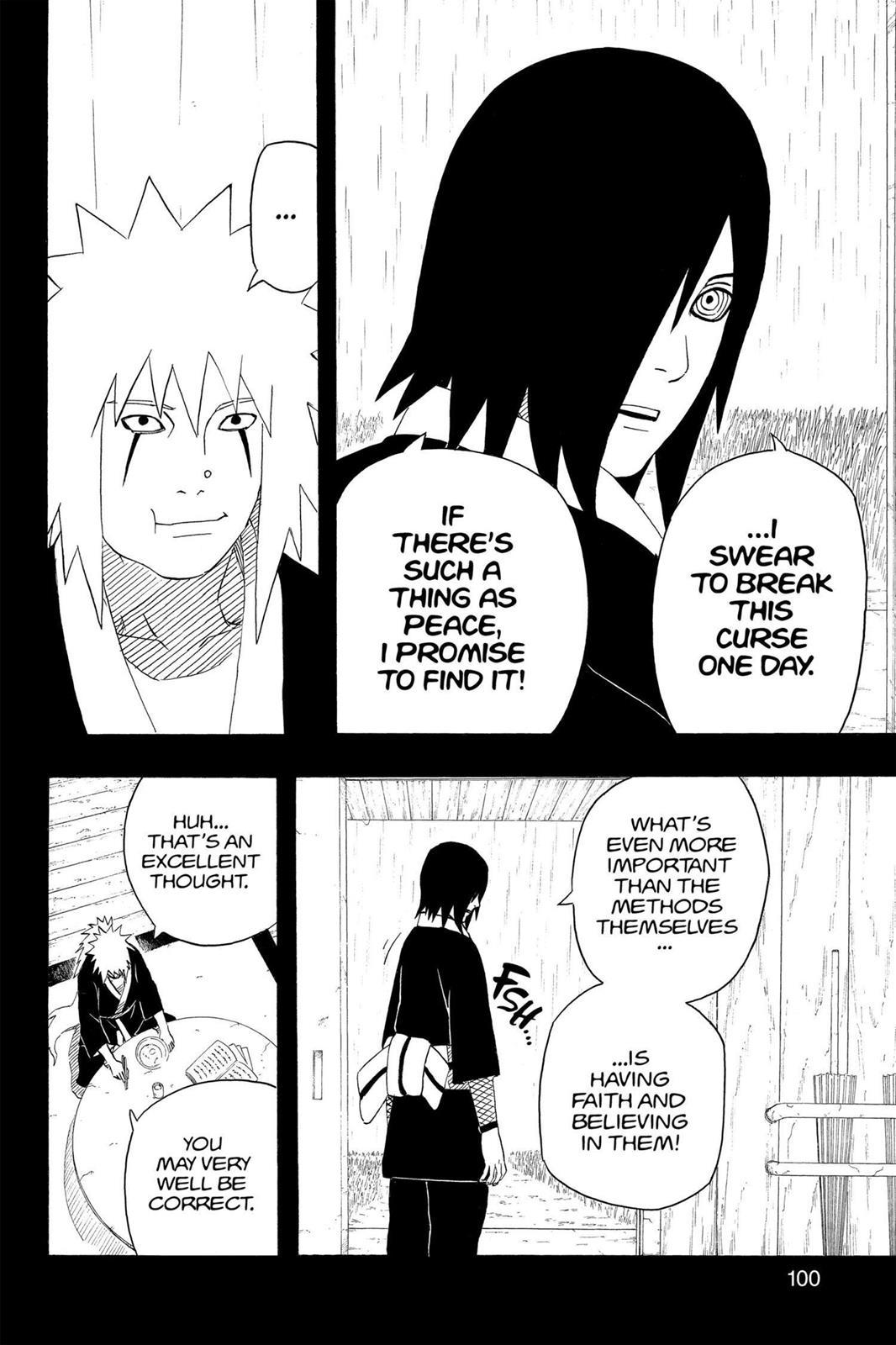 Naruto, Chapter 448 image 006