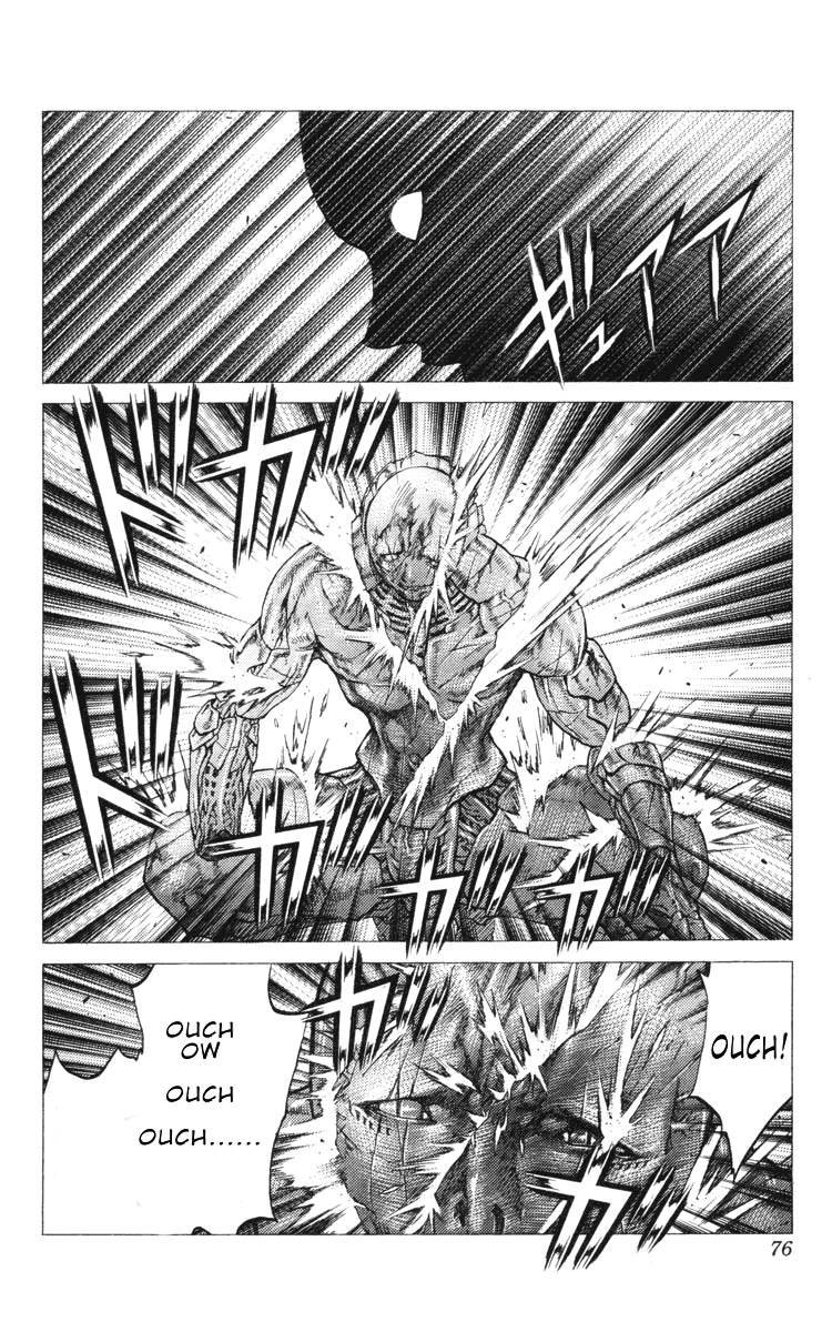 Claymore, Chapter 48 image 006