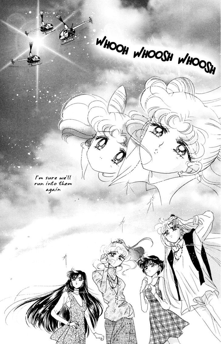 Sailor Moon, Cahpter 38 image 037