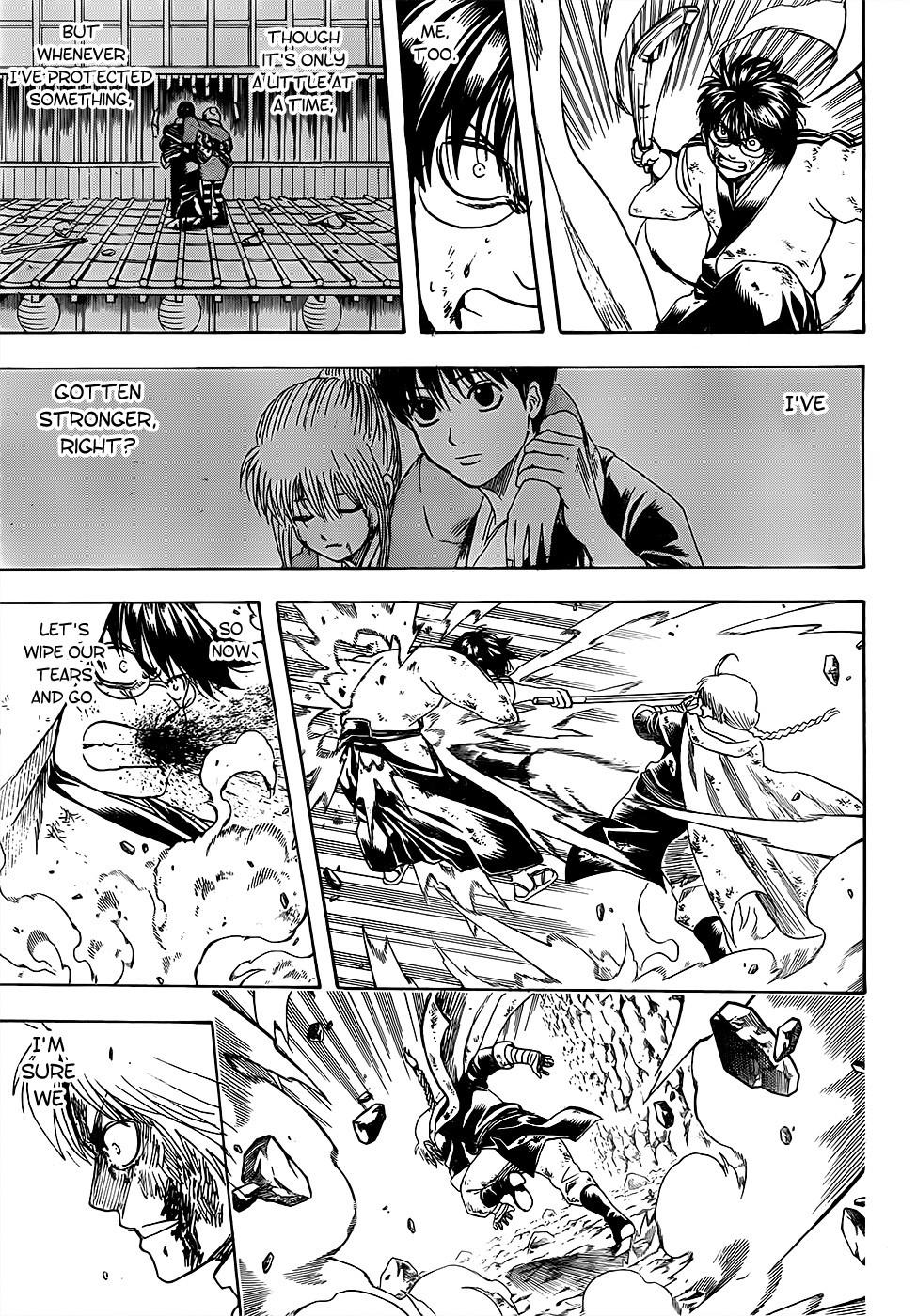 Gintama Chapter, 588 image 007