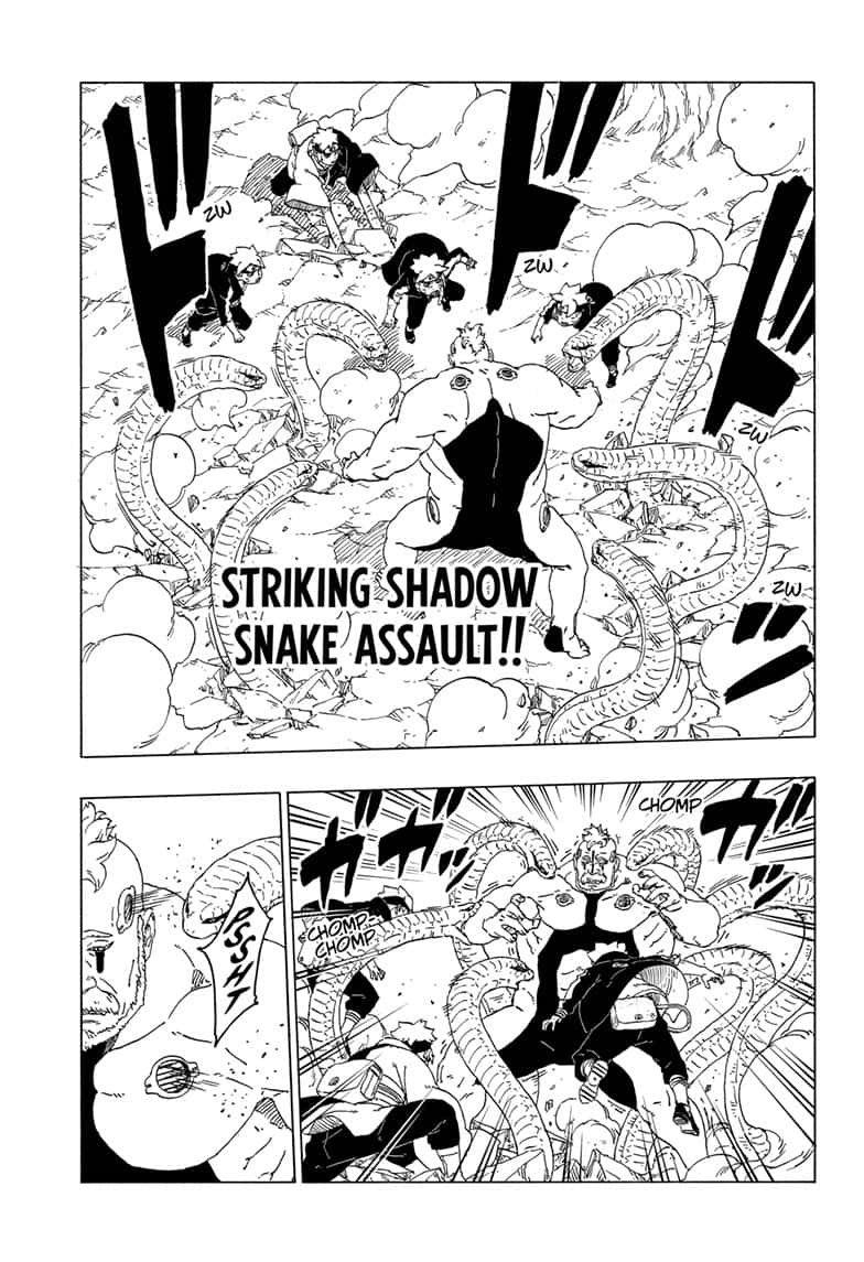 Boruto Manga, Chapter 42 image 022