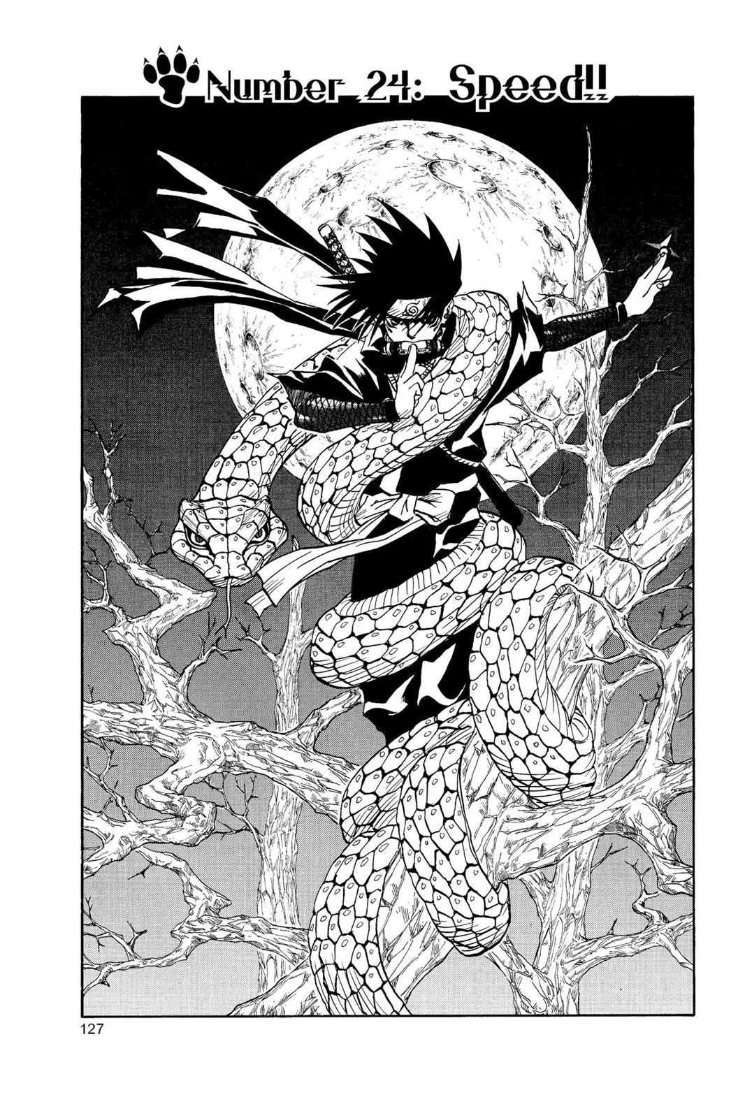Naruto, Chapter 24 image 001