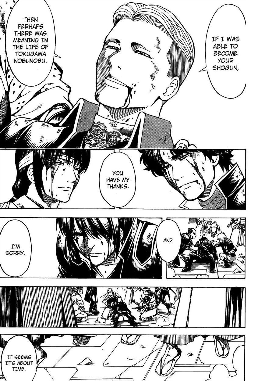 Gintama Chapter, 649 image 009