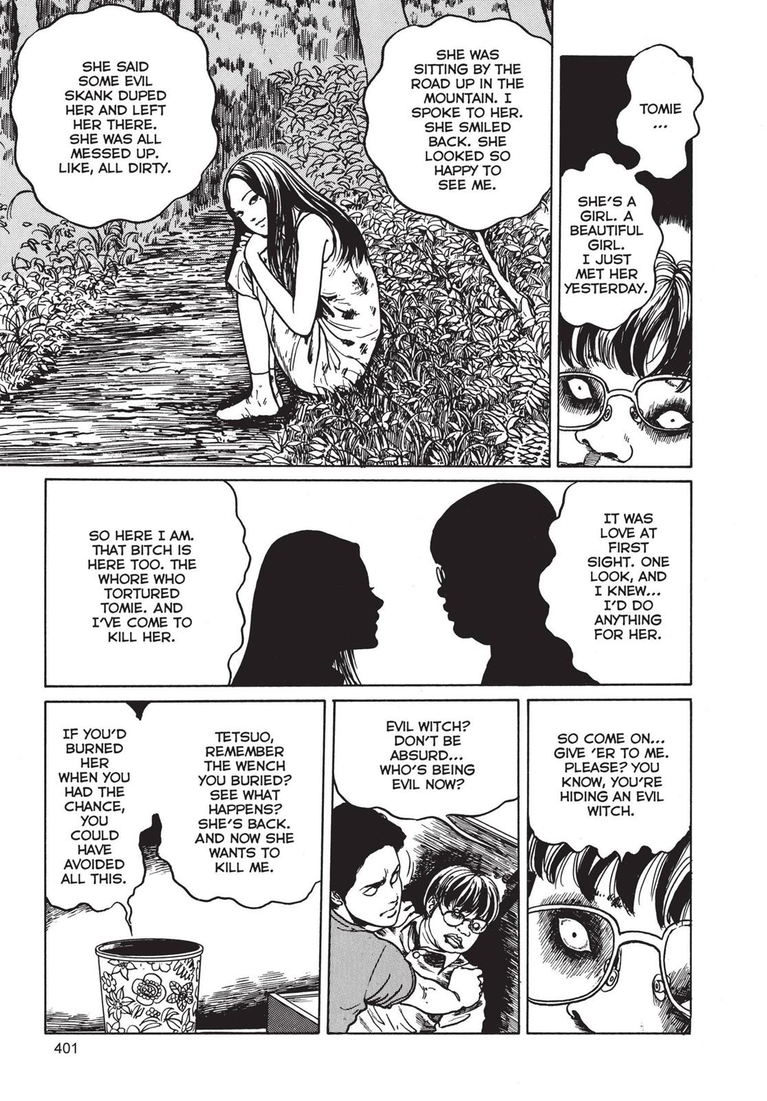 Tomie, Chapter 10 image 029