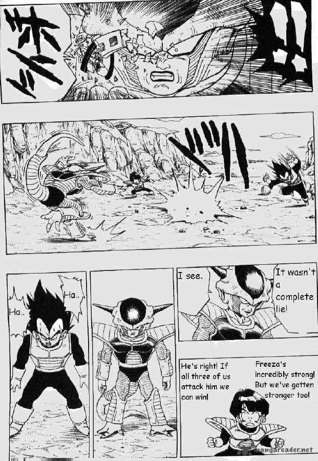 Dragon Ball, Chapter 295 image 013