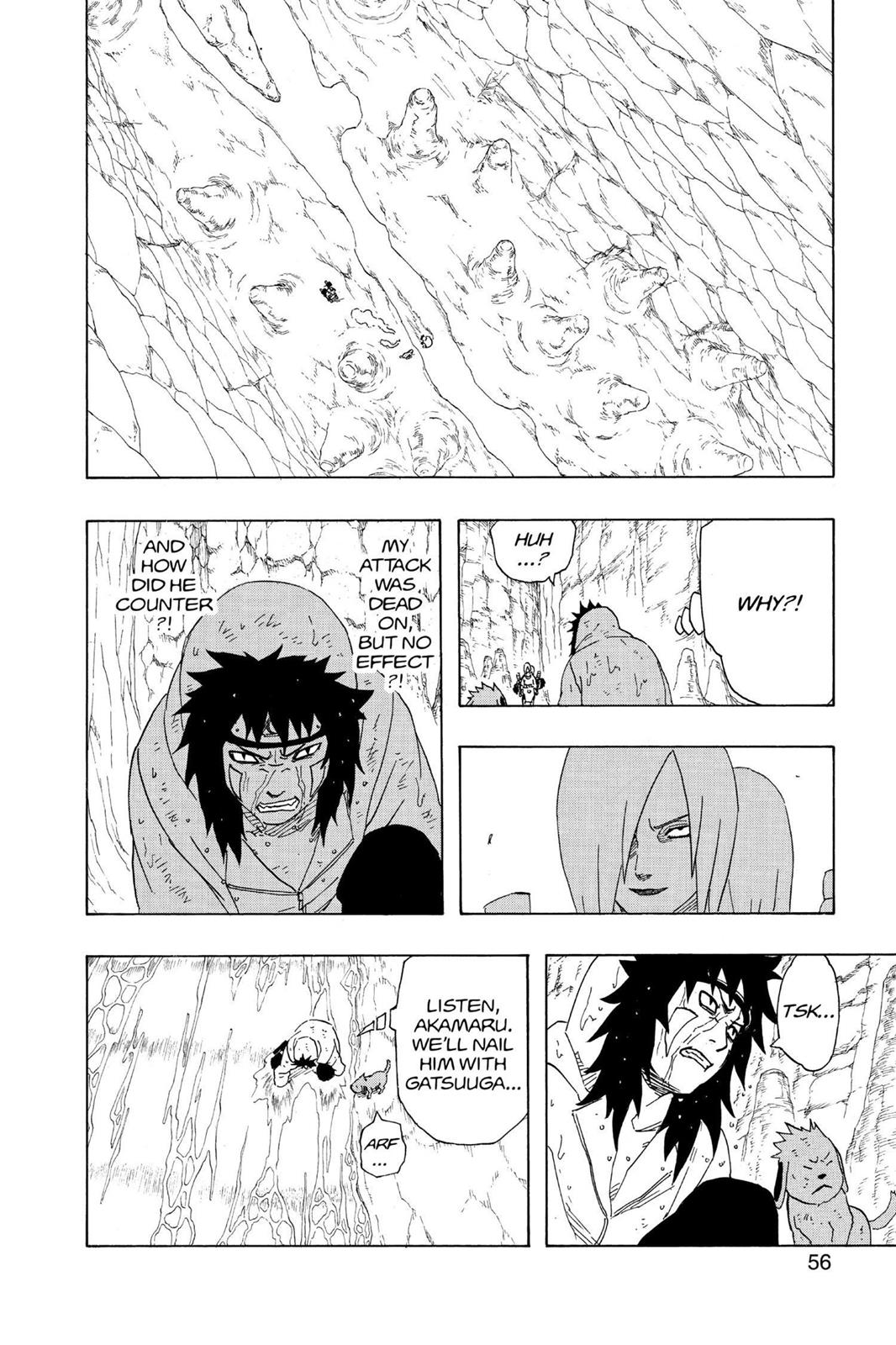 Naruto, Chapter 202 image 010