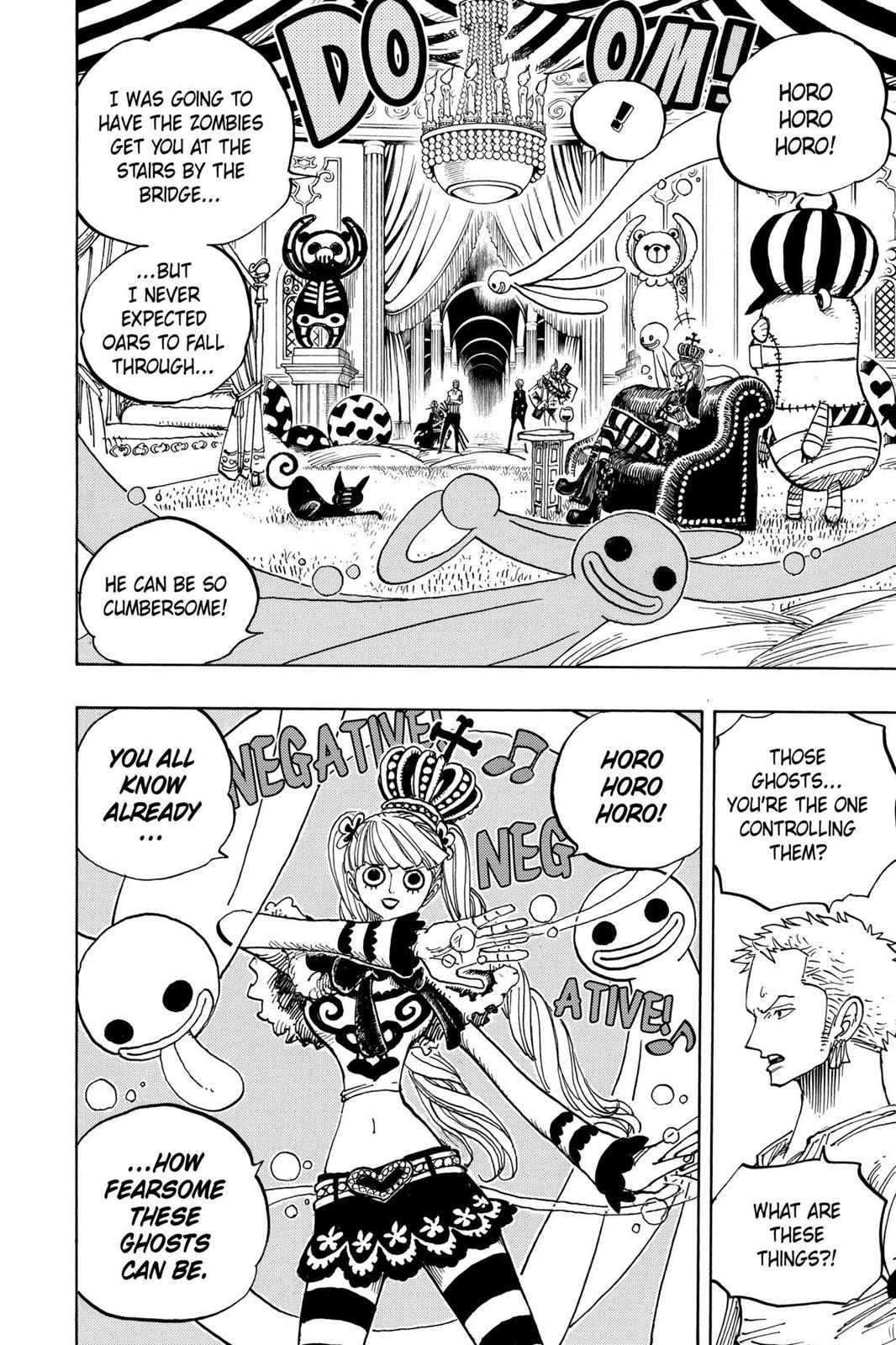 One Piece, Chapter 461 image 012