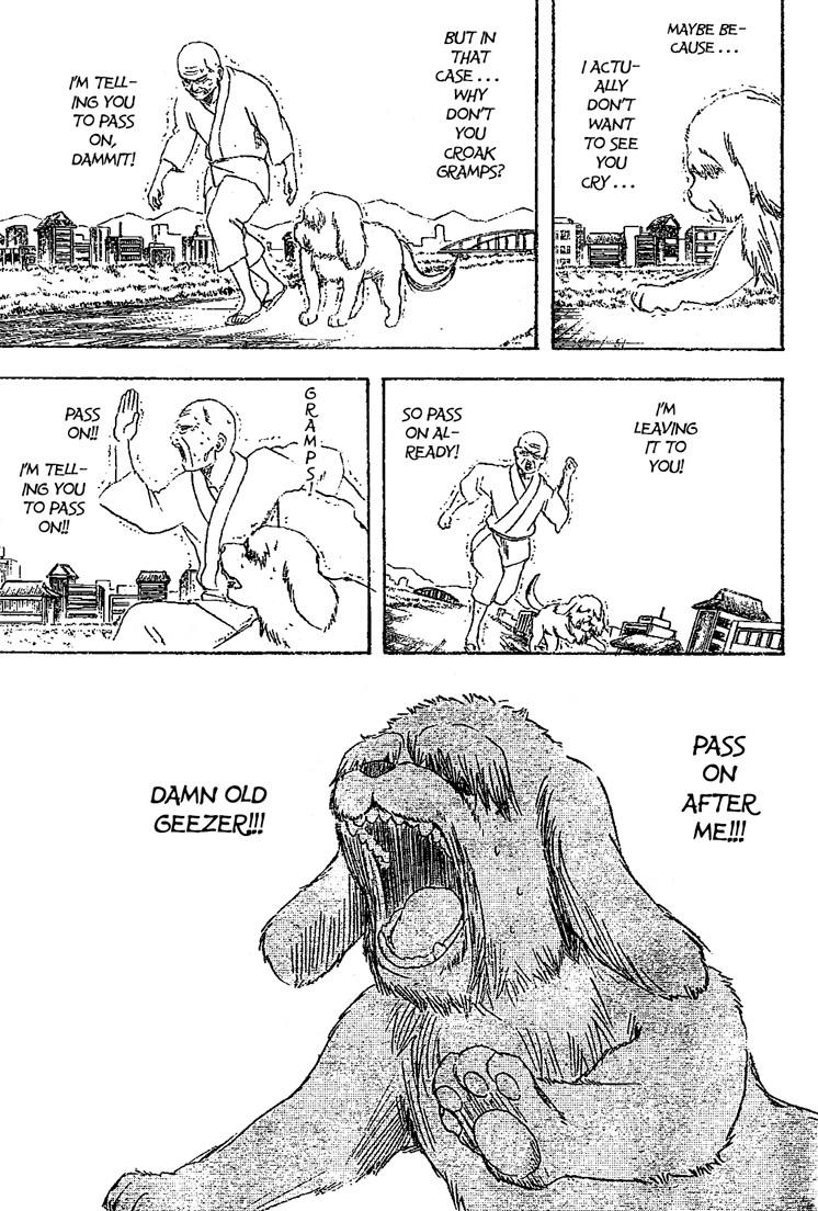 Gintama Chapter, 209 image 017