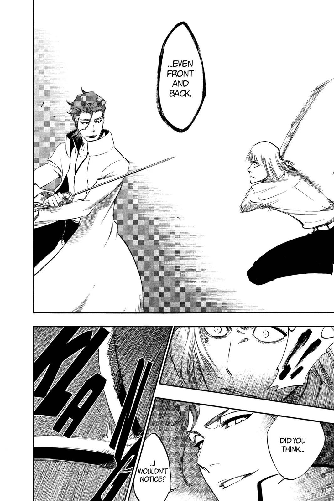 Bleach, Chapter 387 image 015