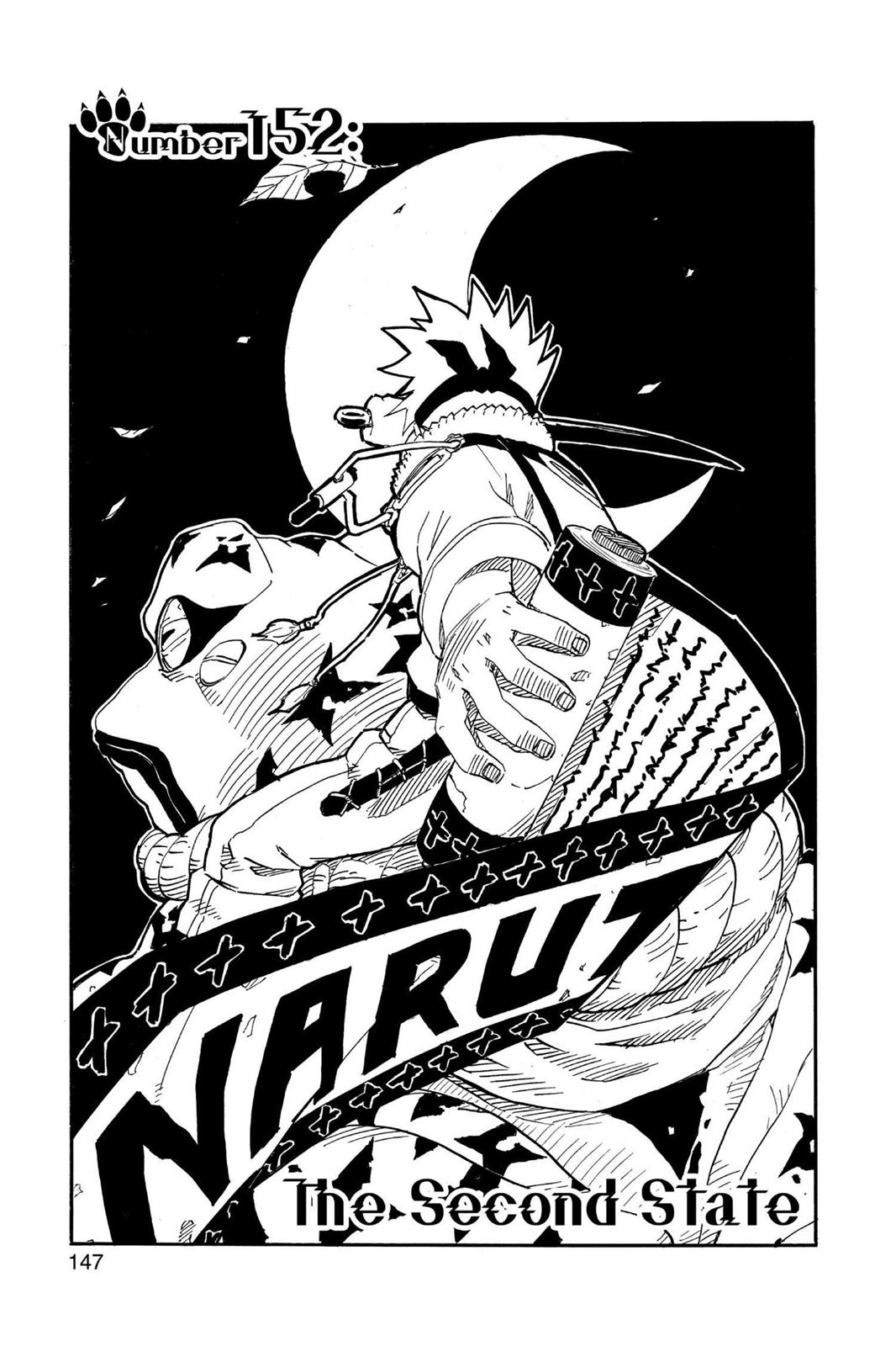 Naruto, Chapter 152 image 001