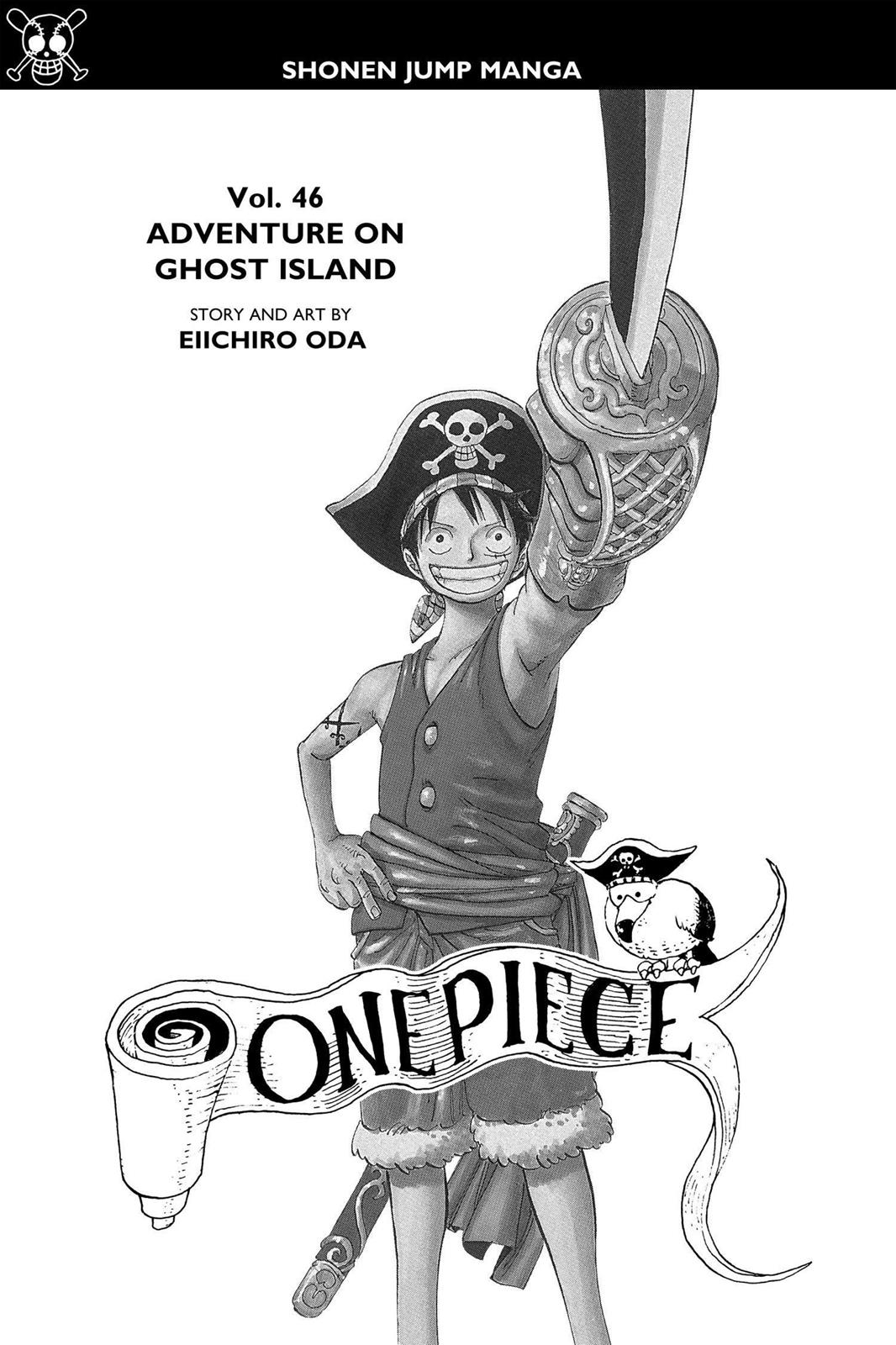 One Piece, Chapter 441 image 004