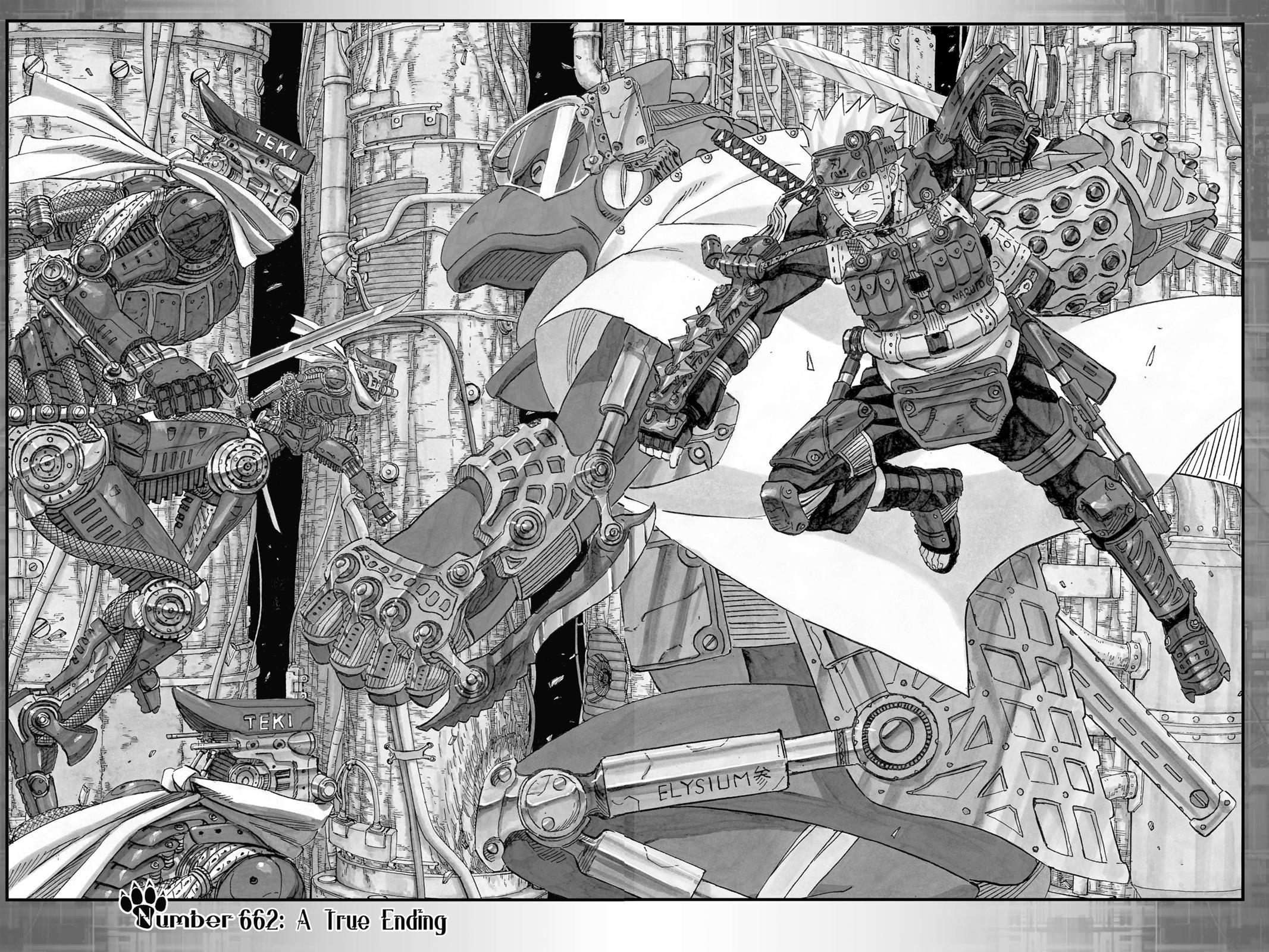 Naruto, Chapter 662 image 002