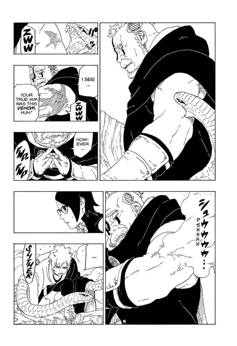 Boruto Manga, Chapter 40 image 036