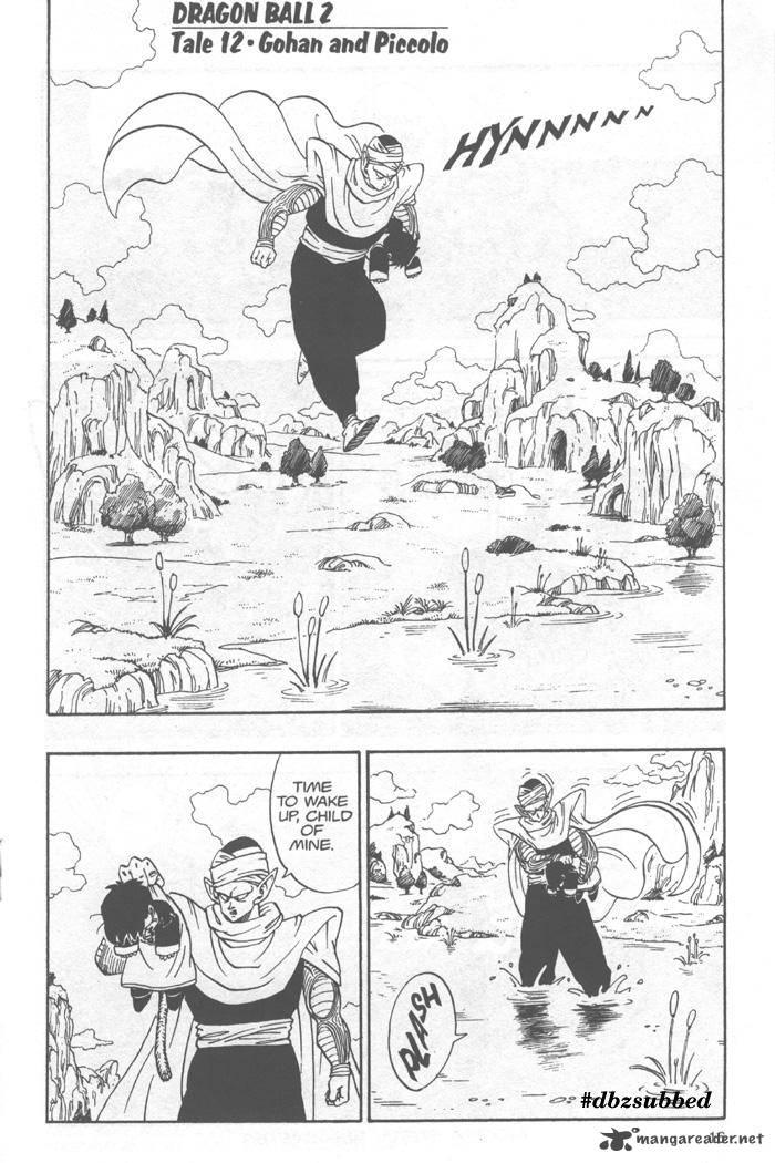 Dragon Ball, Chapter 206 image 001