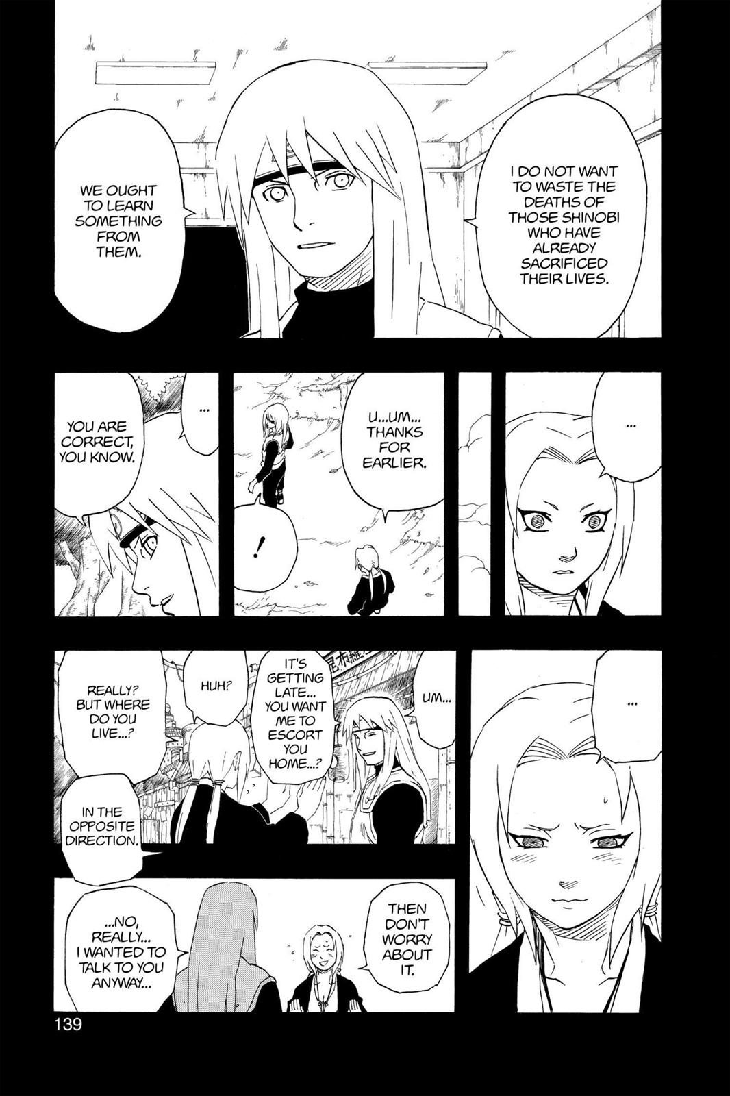 Naruto, Chapter 160 image 013