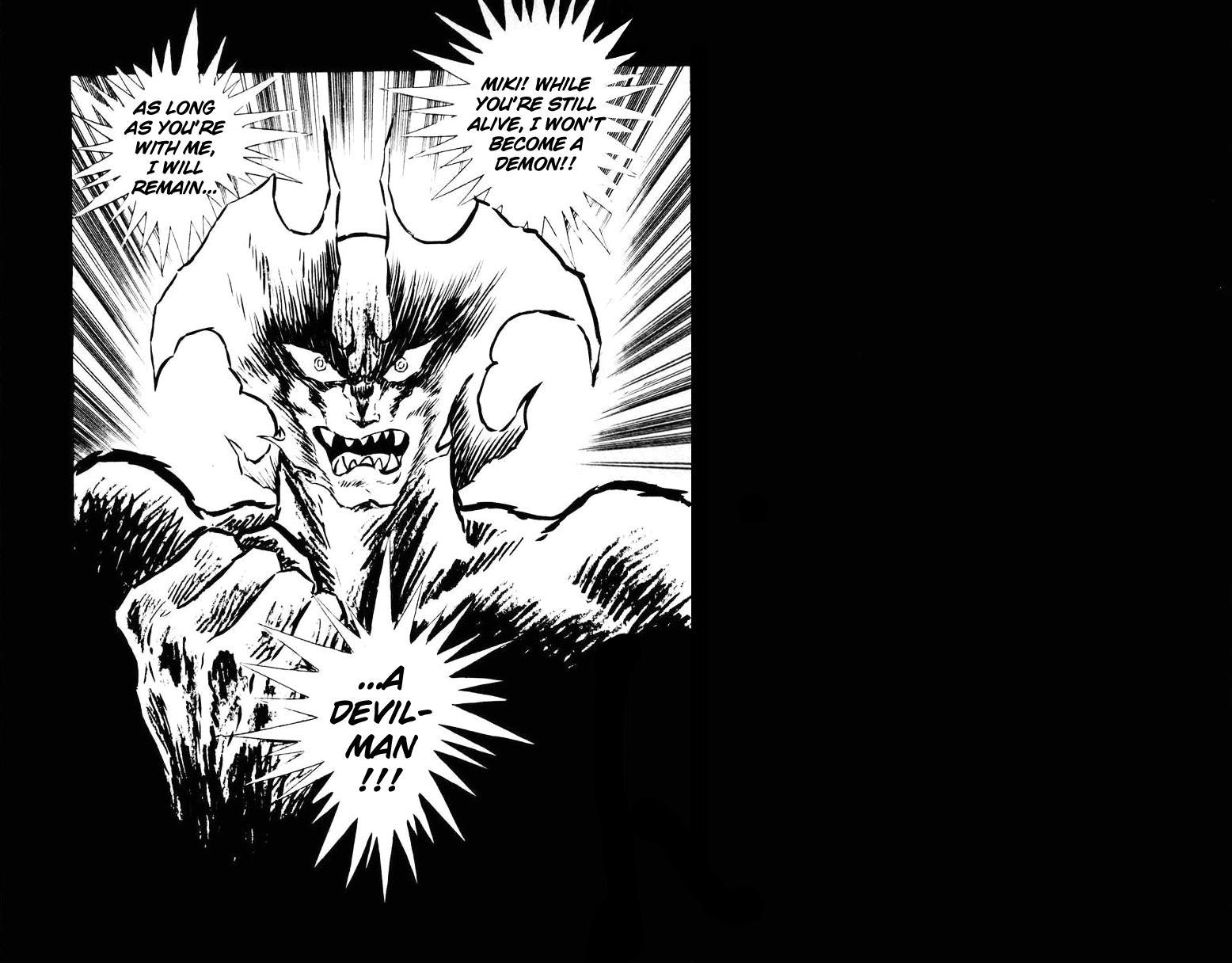Devilman, Chapter 5 image 156
