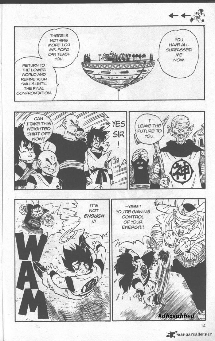 Dragon Ball, Chapter 211 image 014