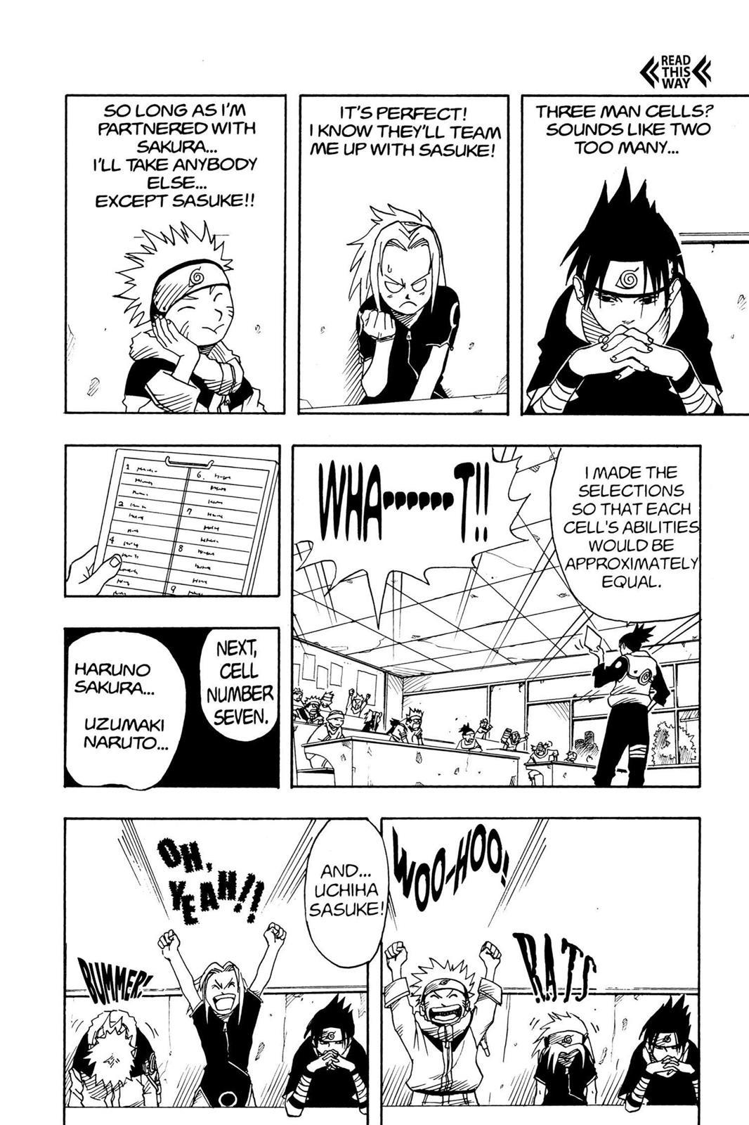 Naruto, Chapter 3 image 010