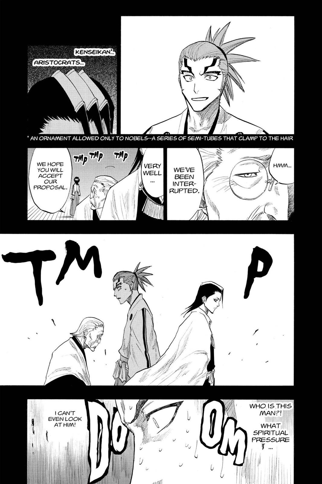Bleach, Chapter 98 image 013