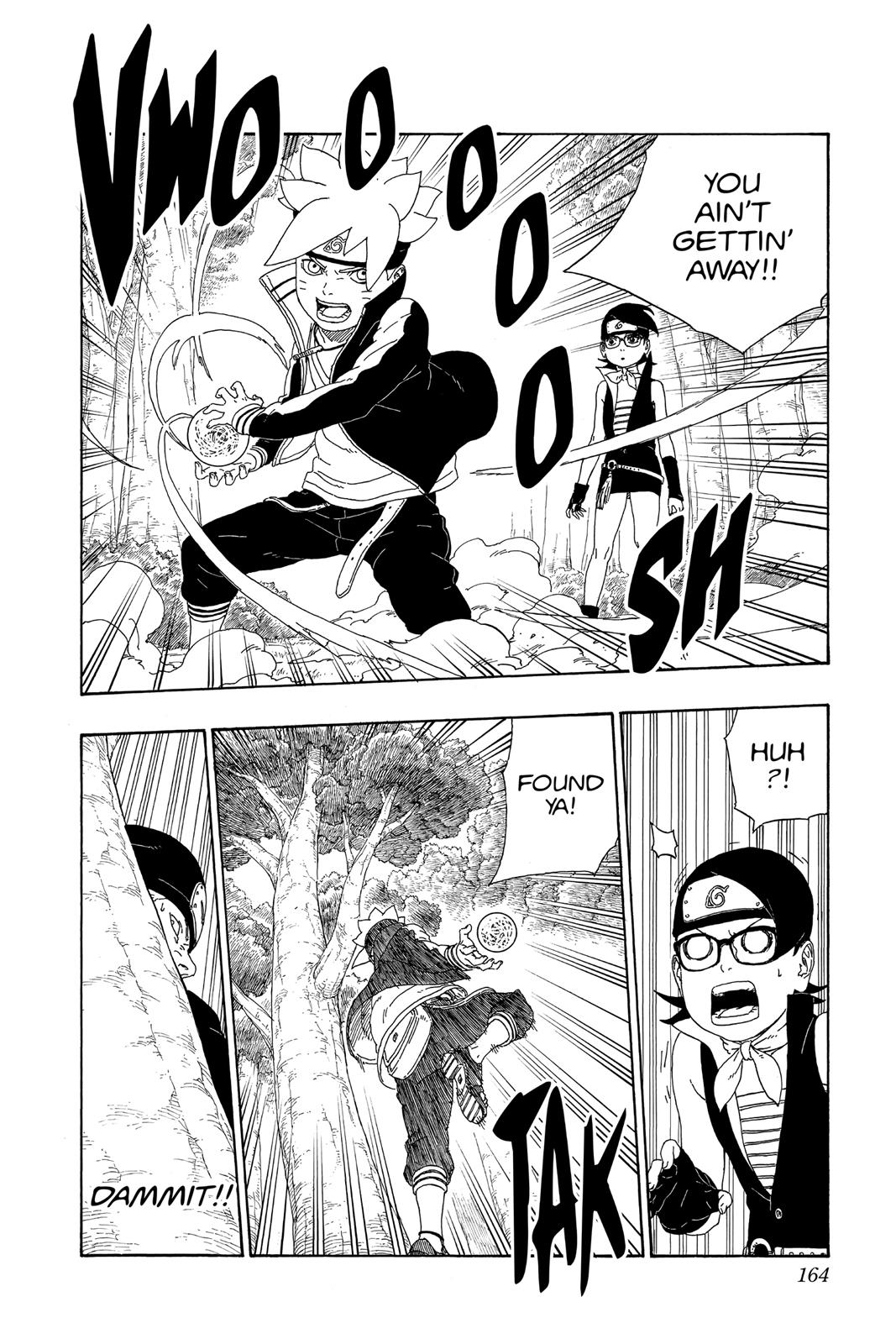 Boruto Manga, Chapter 11 image 020