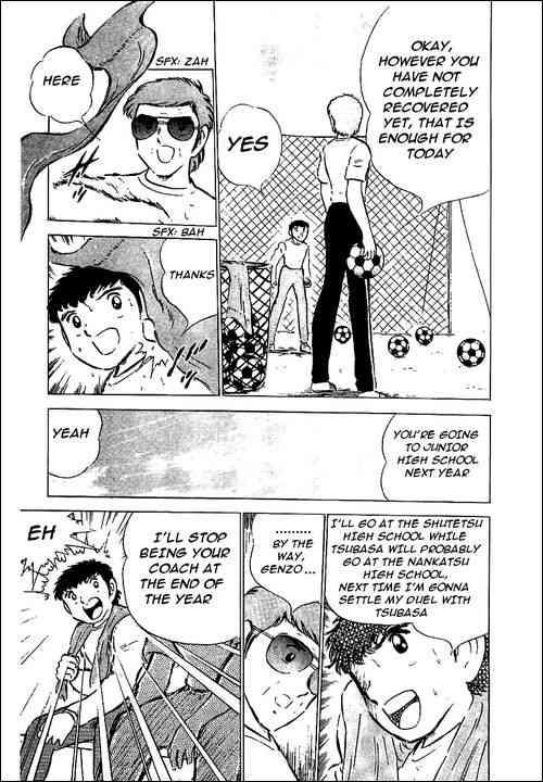 Captain Tsubasa, Chapter 50 image 006