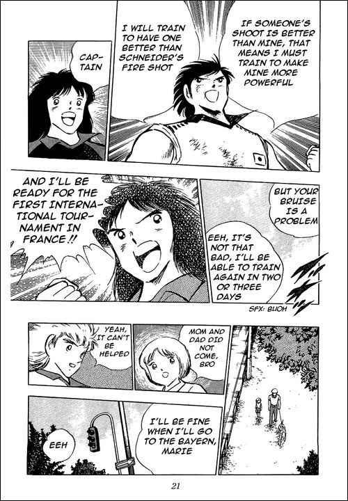 Captain Tsubasa, Chapter 88 image 044