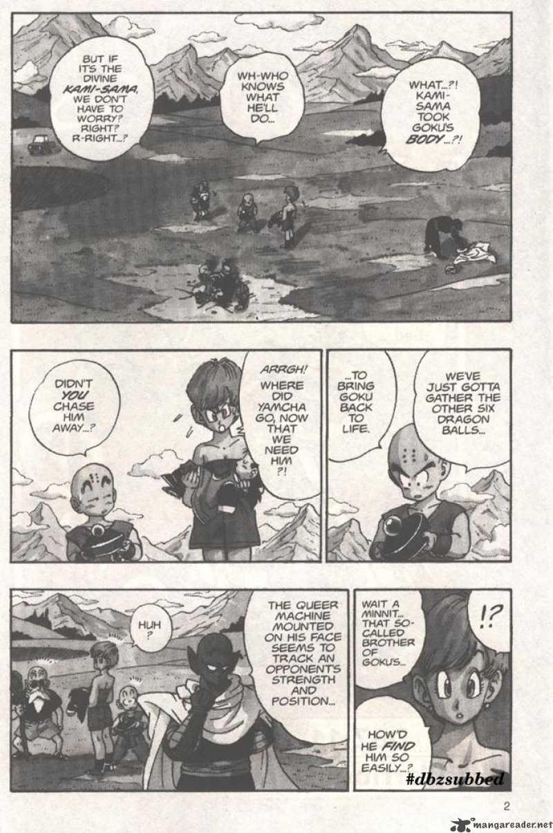 Dragon Ball, Chapter 205 image 002