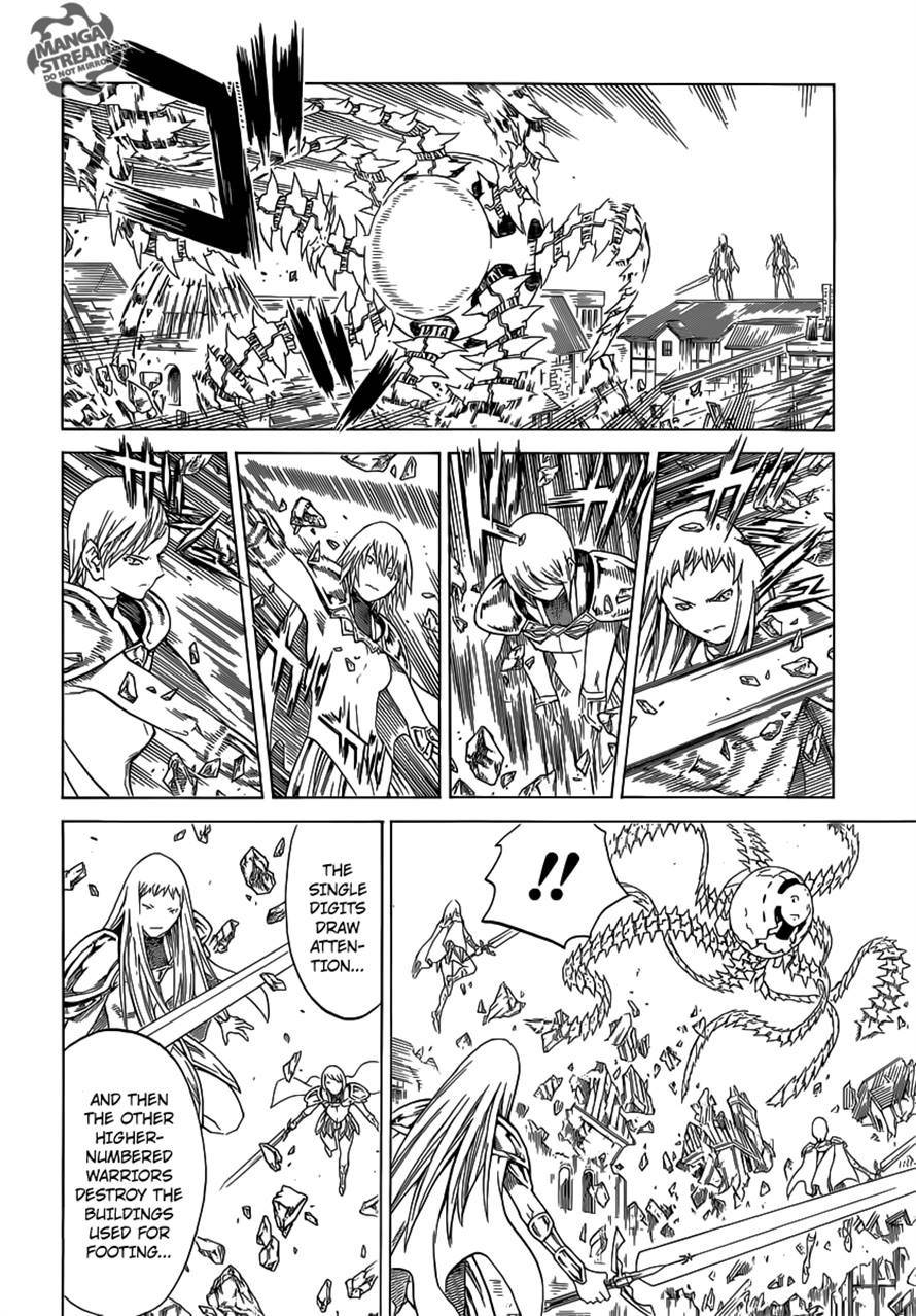 Claymore, Chapter 140 image 012