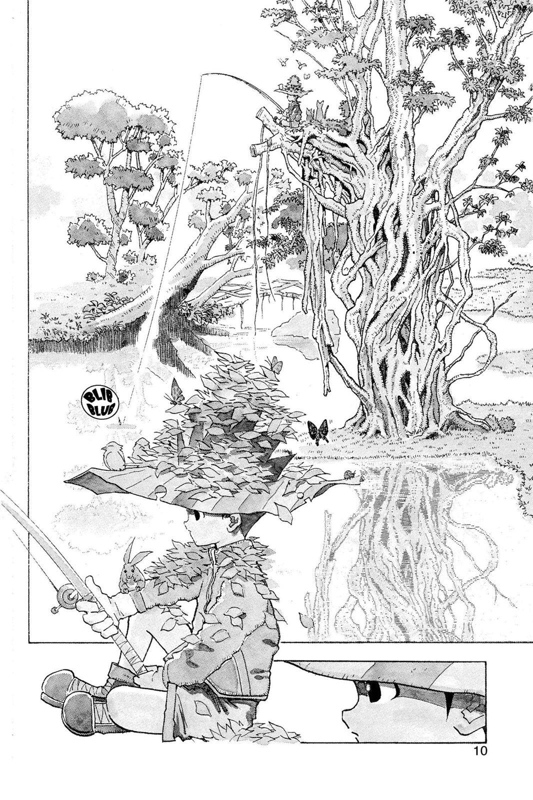 Hunter X Hunter, Chapter 1 image 011