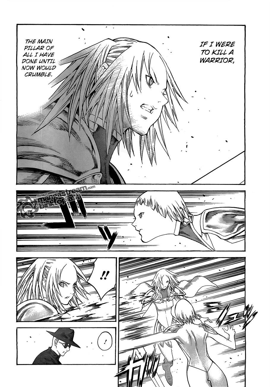 Claymore, Chapter 107 image 017