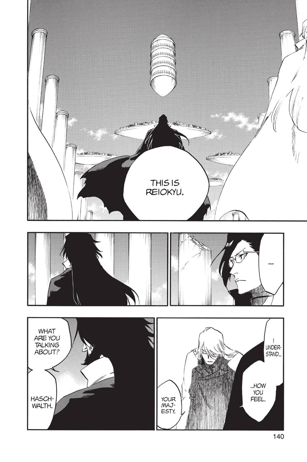 Bleach, Chapter 588 image 004