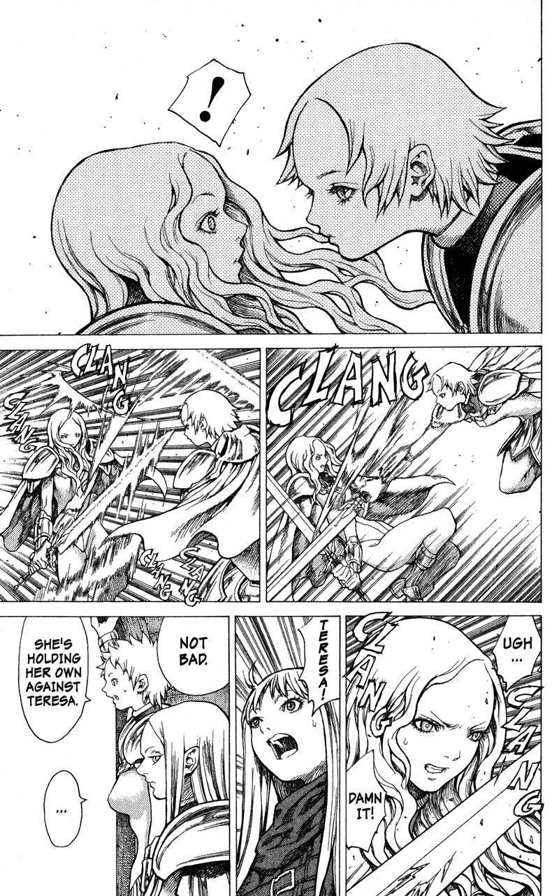 Claymore, Chapter 20 image 012