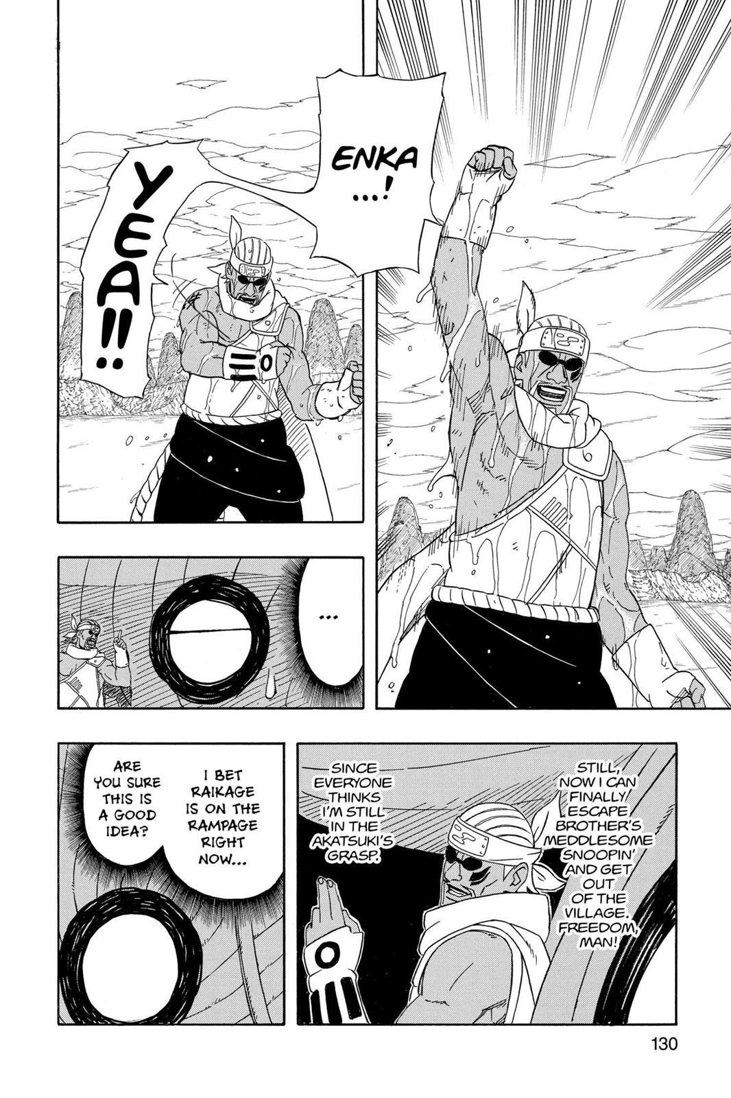 Naruto, Chapter 419 image 016
