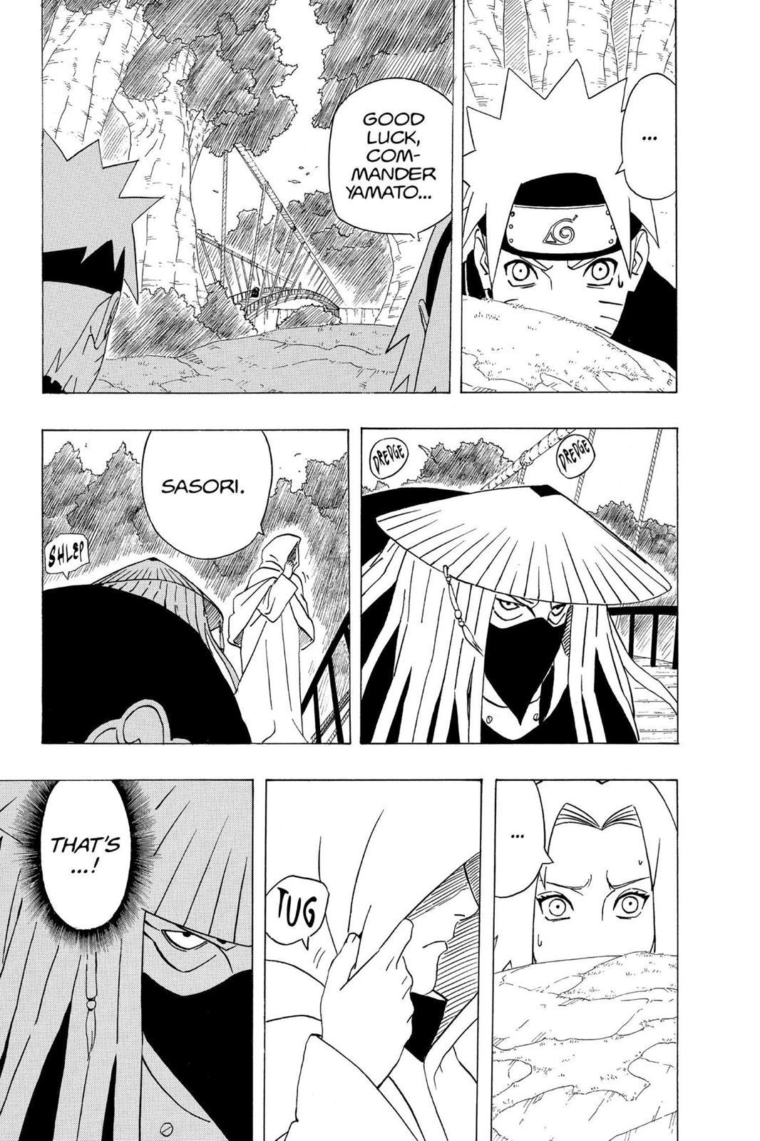Naruto, Chapter 289 image 011