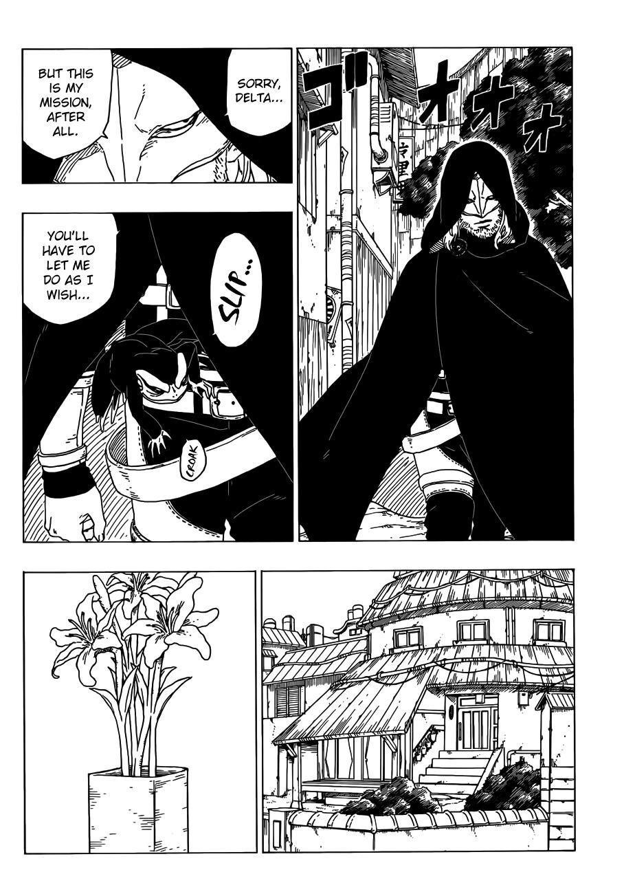 Boruto Manga, Chapter 29 image 005