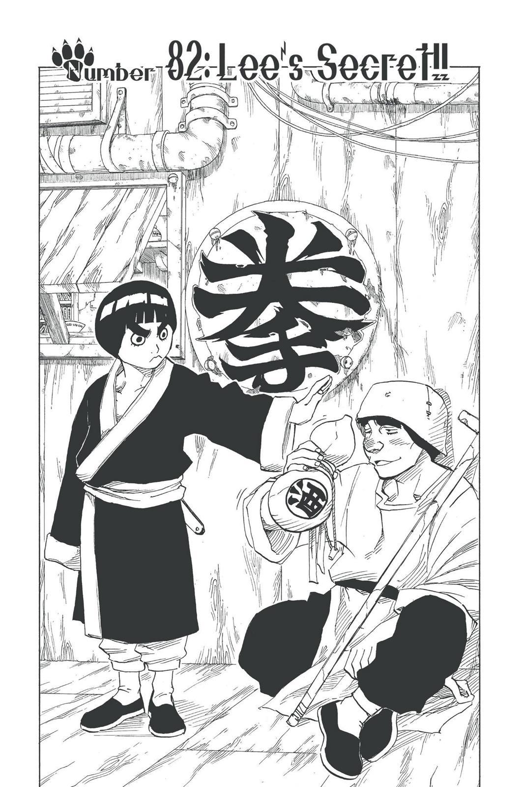 Naruto, Chapter 82 image 008