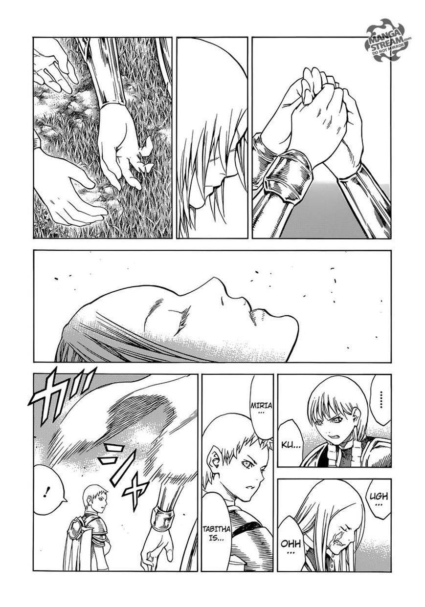 Claymore, Chapter 148 image 025