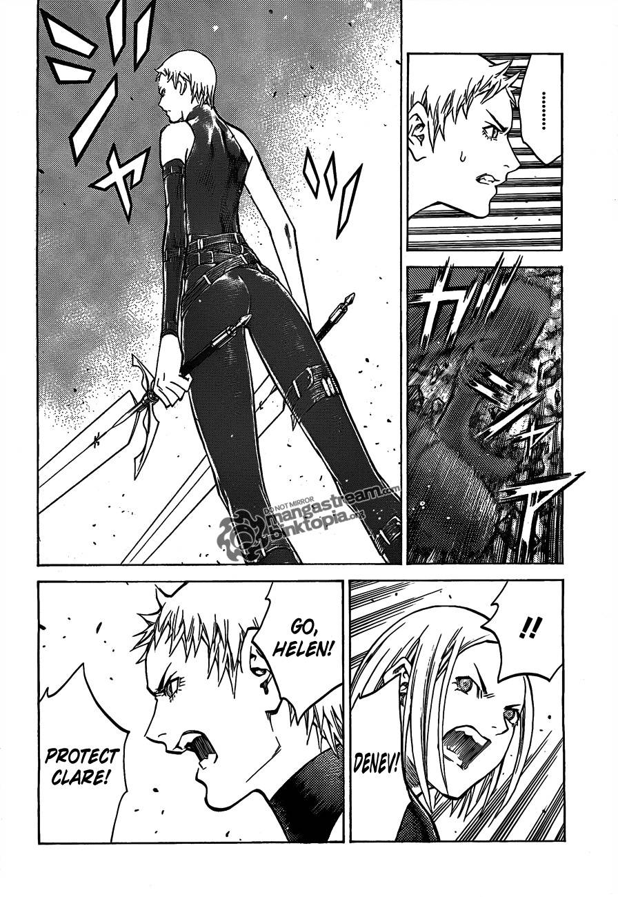 Claymore, Chapter 102 image 018