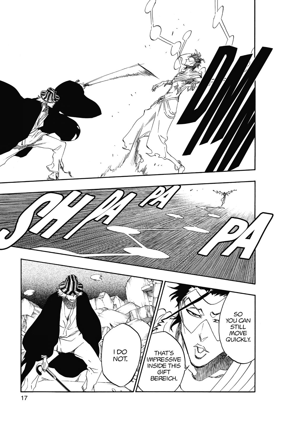 Bleach, Chapter 664 image 017