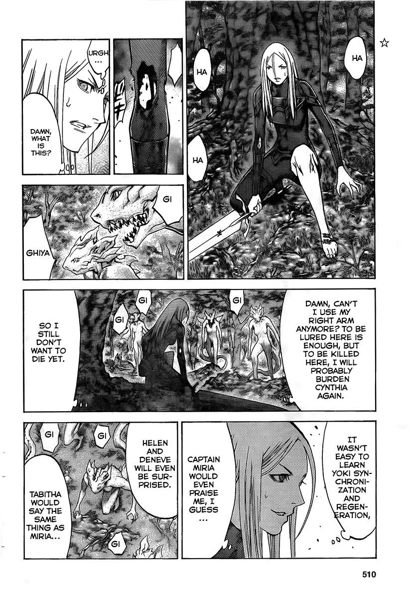 Claymore, Chapter 101 image 029