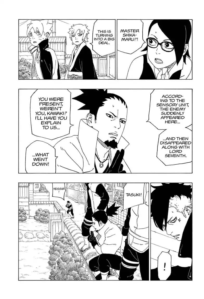 Boruto Manga, Chapter 39 image 005