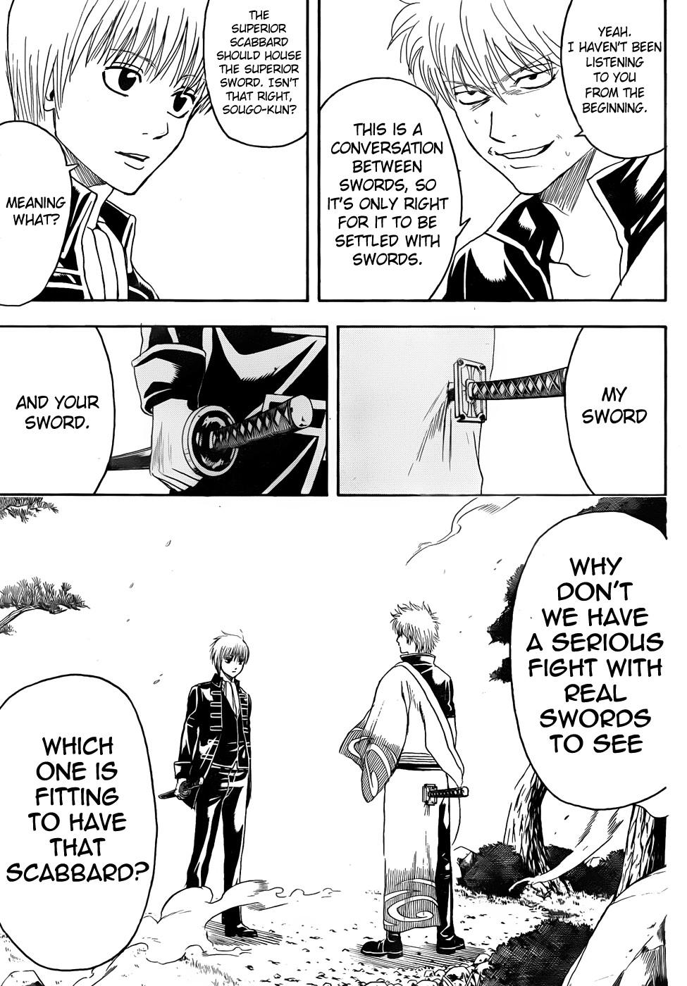 Gintama Chapter, 425 image 013