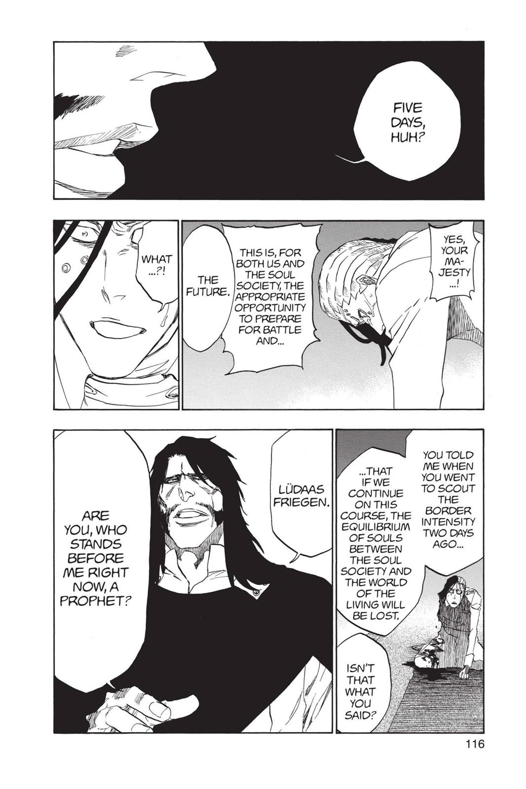 Bleach, Chapter 485 image 012